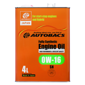 Autobacs_Engine_Oil_FS_0W16_SN_4l