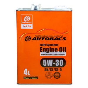 Autobacs_Engine_Oil_FS_5W30_SN_4l